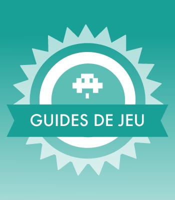Guides de jeux