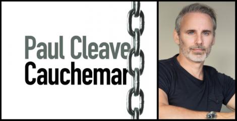 3 questions à Paul Cleave, à l'occasion de la sortie de son roman Cauchemar