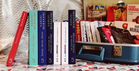 Haruki Murakami : 3 romans réédités pour se replonger dans l'œuvre du grand écrivain japonais