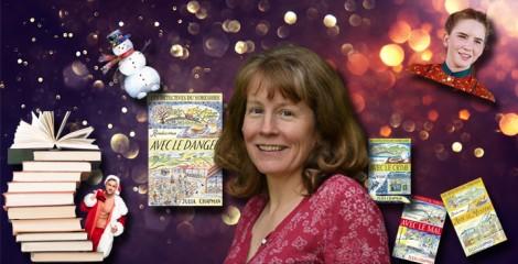 Le Noël des auteurs : 5 questions délicieusement festives à Julia Chapman