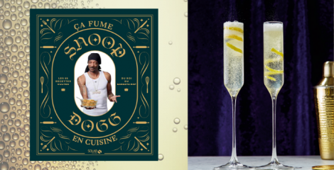 Menu de fête : le cocktail French Connect 75 de Snoop Dogg