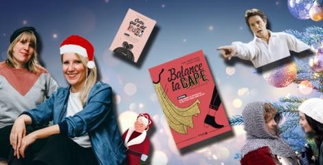 Le Noël des auteurs : 5 questions délicieusement festives à Fanny et Anne-Sophie Lesage