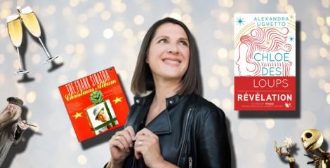 Le Noël des auteurs : 5 questions délicieusement festives à Alexandra Ughetto