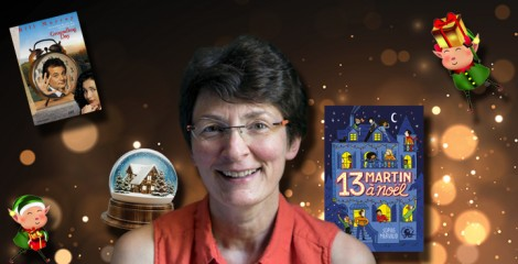 Le Noël des auteurs : 5 questions délicieusement festives à Sophie Marvaud