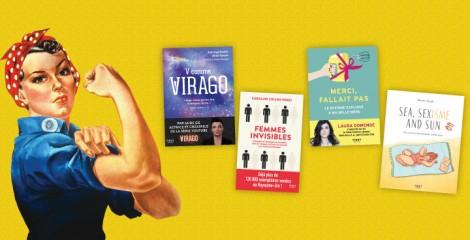 Stop au sexisme : 4 livres pour vous sensibiliser au féminisme !