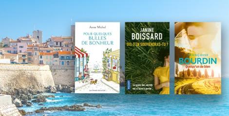 La France comme vous ne l'avez jamais lue : la région PACA en 21 livres