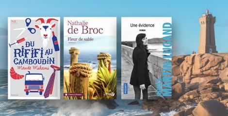 La France comme vous ne l'avez jamais lue : 20 livres qui racontent la Bretagne