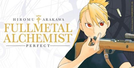 FullMetal Alchemist fait peau neuve pour ses 15 ans !