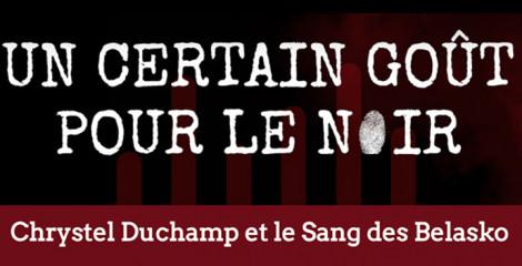 Chrystel Duchamp et le