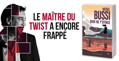 Trois raisons de lire le nouveau best-seller de Michel Bussi,