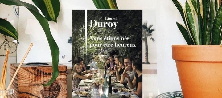 Lionel Duroy :