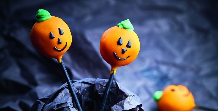 Spécial Halloween : les pop cakes diaboliques de L'Atelier de Roxane