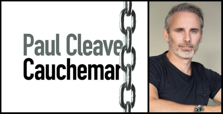 3 questions à Paul Cleave, à l'occasion de la sortie de son roman