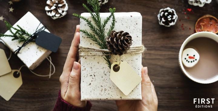 Le Noël de First : des livres pour toutes les circonstances !