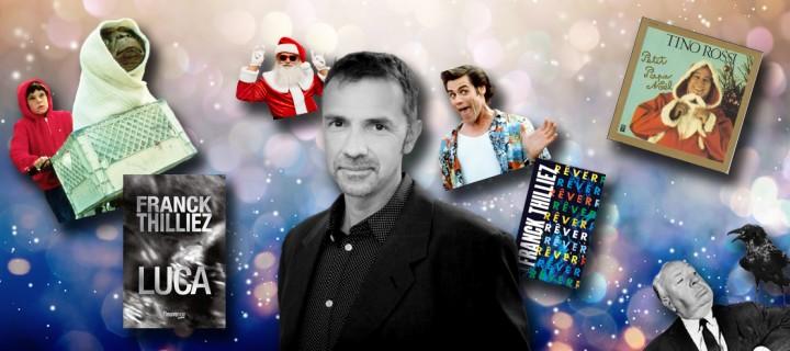 Le Noël des auteurs : 5 questions délicieusement festives à Franck Thilliez