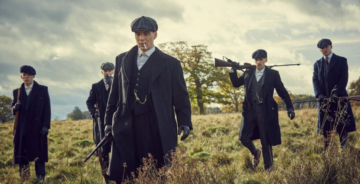 Peaky Blinders, The Wire, The Handmaid's Tale : 11 livres pour les accros au bingewatching
