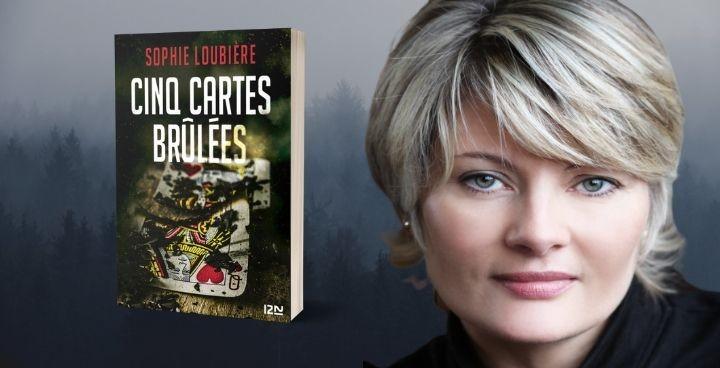 Rencontres et dédicaces : l'agenda de Sophie Loubière