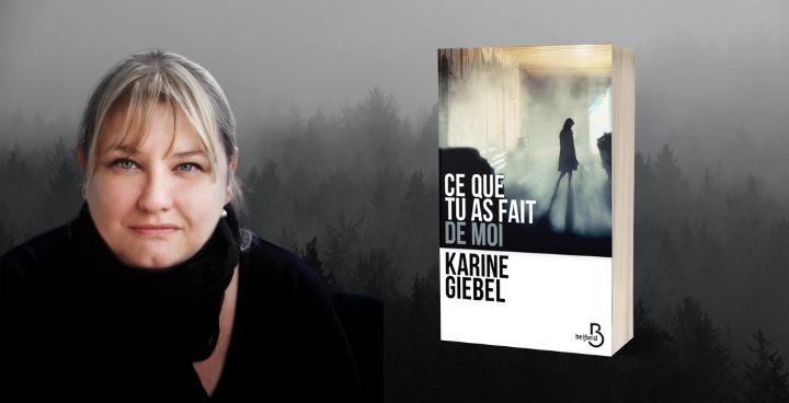 Rencontres et dédicaces : l'agenda de Karine Giebel