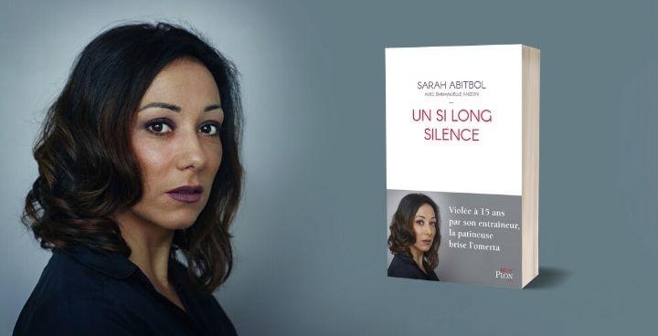 Sarah Abitbol en dédicace à la Fnac du Forum des Halles de Paris