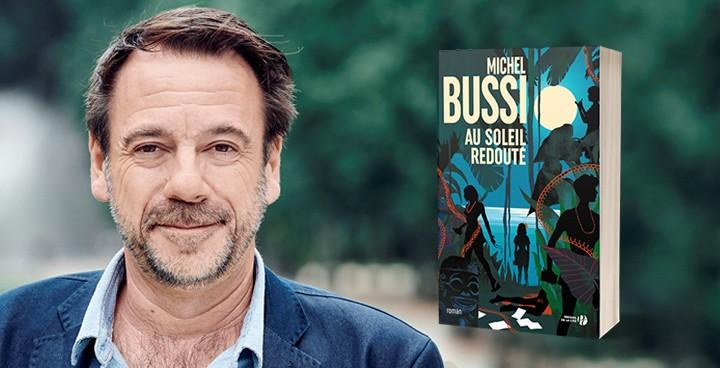 Michel Bussi en tournée de dédicaces pour présenter