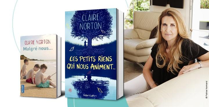 Claire Norton :