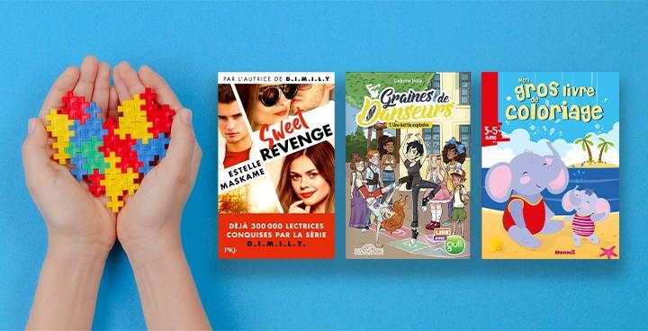 Lectures estivales : 32 livres et activités qui vont plaire aux jeunes lecteurs