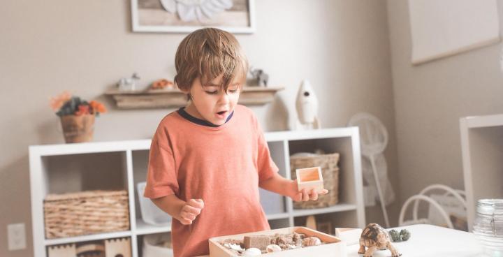 «Le tout-petit Montessori»: apprendre à son rythme et sereinement