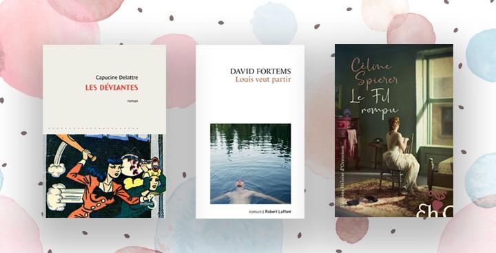 Rentrée littéraire : 12 premiers romans prometteurs à ne pas manquer