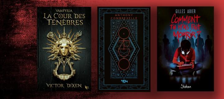 Vampires et magie noire : 7 romans pour ados délicieusement démoniaques