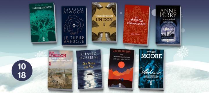 Noël : 14 idées de livres à glisser dans votre hotte !