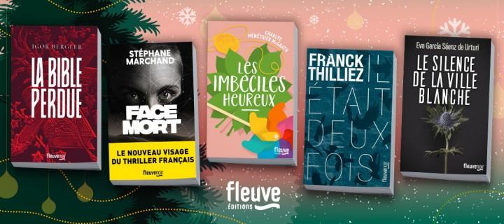 Noël : 14 idées de livres pour gâter famille et amis !