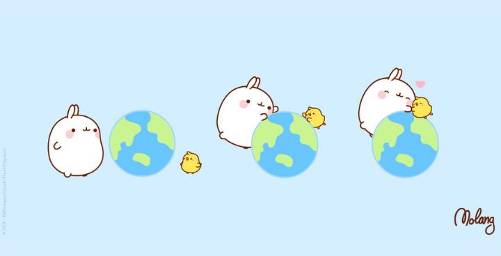 Molang, un lapin franco-coréen à la conquête du monde