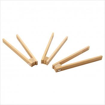 Pince en bois - Lot de 3 - Offre spéciale