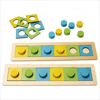 Atelier Quadriformes 1 - Complément 2 enfants