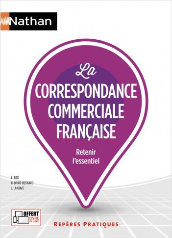 La correspondance commerciale française