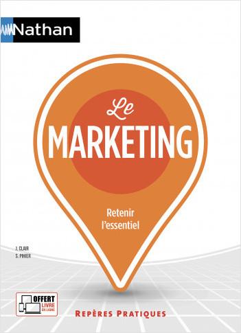 Le marketing - Repères pratiques N° 33 - 2020
