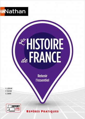 L'histoire de France - Repères pratiques N° 4 - 2020