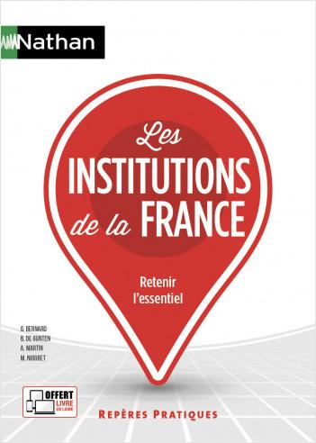 Les institutions de la France - Repères pratiques N° 7 - 2020