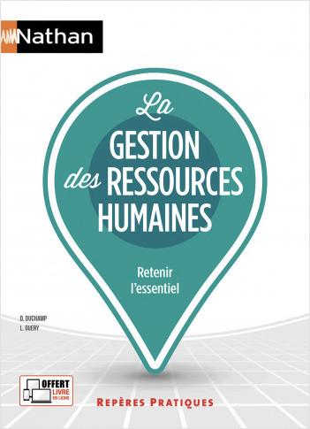La gestion des ressources humaines - (Repères pratiques N° 75) - 2020