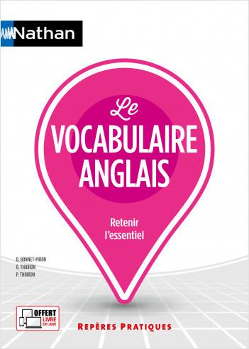 Le vocabulaire anglais - Repères pratiques N° 19 - 2020