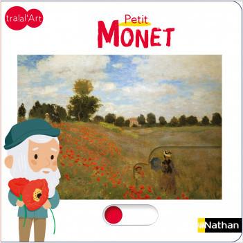 Tralal'art - Petit Monet - dès 2 ans