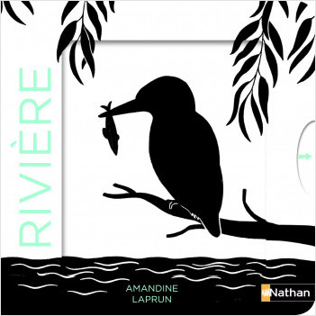 Rivière - Les belles couleurs - Livre d'éveil dès 6 mois