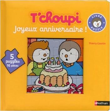 Joyeux anniversaire - Dès 2 ans