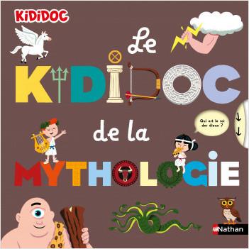 Le kididoc de la mythologie - Livre Pop-up - Dès 5 ans