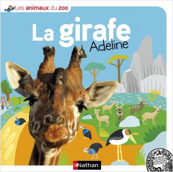La girafe Adeline