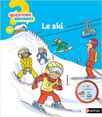 Le ski - Questions/Réponses - doc dès 5 ans