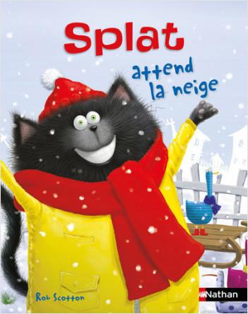Splat attend la neige - Dès 4 ans