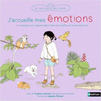 J'accueille mes émotions - Dès 3 ans