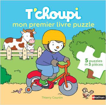 T'choupi - Mon premier livre puzzle - Dès 1 an et demi