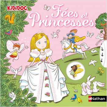 Kididoc - Fées etPrincesses - Livre Pop-Up - Dès 5 ans